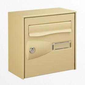 DECAYEUX Boîte aux lettres Citadis beige ral 1001