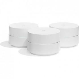 GOOGLE Pack de 3 routeurs WIFI FR