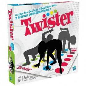 HASBRO GAMING - Twister - Jeu de Société, Jeu d'adresse