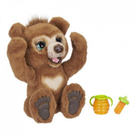 FurReal Friends - Peluche Interactive Cubby, l'Ours Curieux