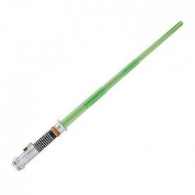 STAR WARS - Sabre Laser Electronique vert de Luke Skywalker
