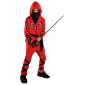AMSCAN - Déguisement Ninja - haut, pantalon, Sash, masque et gants