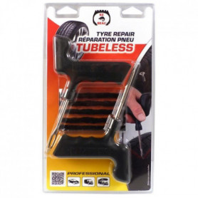 EZ-SEAL Outils pro + méches autovulcanisantes tubeless