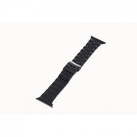 PLATYNE Bracelet pour Apple Watch - 42 mm - Métal
