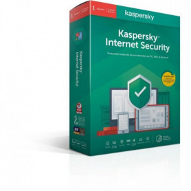 KASPERSKY Internet Security 2020, 1 poste, 1 an