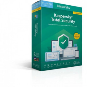 KASPERSKY Total Security 2020 Mise à jour, 5 postes, 1 an
