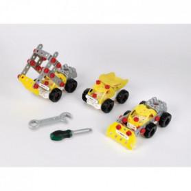 Bosch - Set de construction Constructor Team 3 en 1