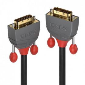 LINDY Câble DVI-D Dual Link - Anthra Line - 7.5m