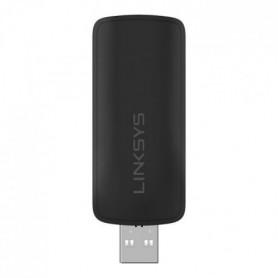 LINKSYS WUSB6400M Clé USB WiFi AC1200 MU-MIMO double bande