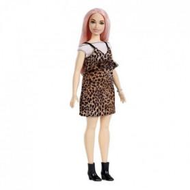 Barbie - Barbie Fashionistas Leopard - Poupée Mannequin