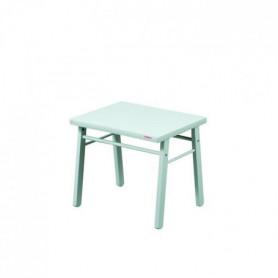 COMBELLE Table enfant  laque vert mint