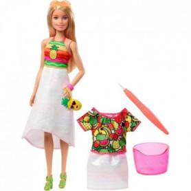 Barbie - Barbie Surprise Fruitée - Poupée Mannequin - 3 ans et +