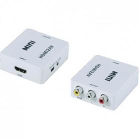 TECHNIMEDIA 9166TM22 Convertisseur DOWN Scaler HDMI