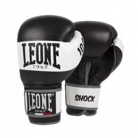 LEONE Gants de boxe Shock - Homme - Noir 16 OZ