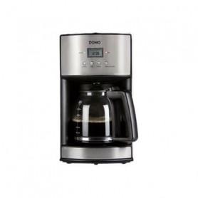 DOMO DO473K Cafetiere filtre - Inox