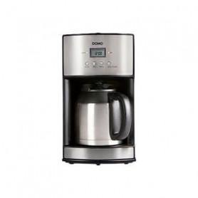 DOMO DO474K Cafetiere filtre avec verseuse isotherme
