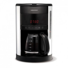 MORPHY RICHARDS M162003EE Cafetiere filtre Accents