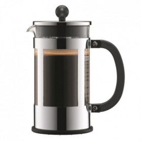 BODUM KENYA Cafetiere piston 8 tasses/1 L