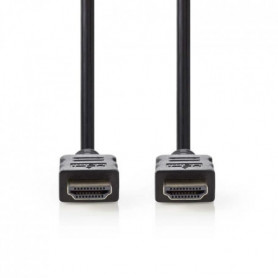 NEDIS High Speed HDMI(TM) Cable with Ethernet - HDMI(TM) Connector 129139