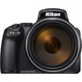 NIKON Bridge COOLPIX P1000 - 16 Mp CMOS - 125x (24 a 3000 mm)