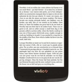 Liseuse numérique Vivlio TL4 + pack d'ebooks OFFERT