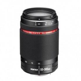 PENTAX Objectif SMC DA 55-300mm f/4-5.8 ED WR - pour Reflex