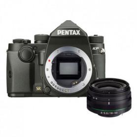 PENTAX Appareil photo Reflex KP - 24,9 MP + Objectif DA18-50RE KIT