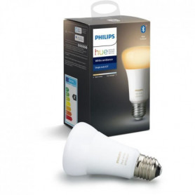 PHILIPS HUE Ampoule White Ambiance - 9,5 W - E27 - Bluetooth