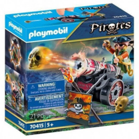 PLAYMOBIL 70415 - Les Pirates - Canonnier pirate