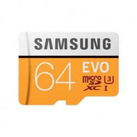 Samsung Carte Micro SD Adapt SD Evo 64Go