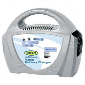 Ring Chargeur de batterie 4 Amp 12 Volts