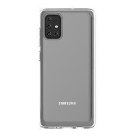 Coque Designed for Samsung A71 Transparent