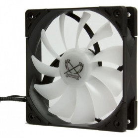 SCYTHE Ventilateur pour boitier PC Kaze Flex - RGB - 120 mm - 800 RPM
