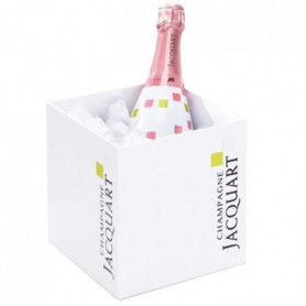 Seau Cube Champagne Jacquart