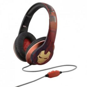 IRONMAN casque audio enfant Stéréo - Micro intégré
