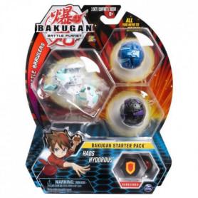 BAKUGAN Starter Pack - Modele 3
