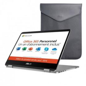 ASUS VivoBook Flip convertible tactile TP401MA-BZ078TS - 14'' HD