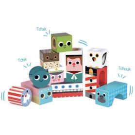 VILAC - Cubes sonores de la Mer Ingela P. Arrhenius