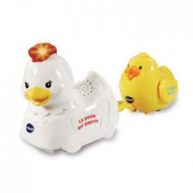 VTECH - 509605 - Tut Tut Animo - Cocotte la poule qui papotte