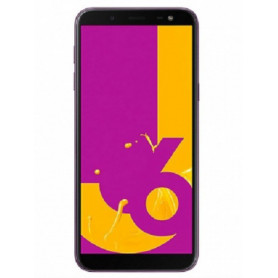 Samsung Galaxy J6 (2018) 32 Go Dual Violet - Grade B