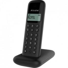 ALCATEL Téléphone fixe D285 SOLO Noir sans fil dect solo