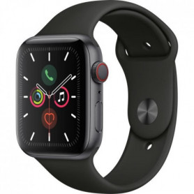 Apple Watch Series 5 Cellular 44 mm Boîtier en Aluminium Gris Sidéral