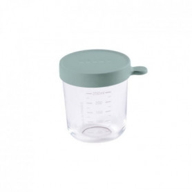BEABA Portion verre 250 ml eucalyptus green