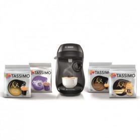 BOSCH TAS1002C3 Tassimo Happy  + 4 packs de T-Discs