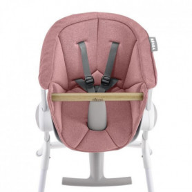 BEABA Assise chaise haute Up&Down pink