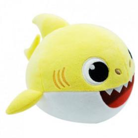 Baby Shark - Peluche Baby Shark danse et chante 18 cm