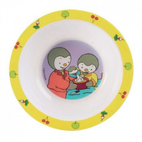 Fun House T'choupi bol micro-ondable pour enfant