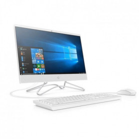 HP PC All-in-One 22-c0102nf - 22FHD - i3-9100T - RAM 8Go