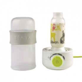 BEABA Baby Milk Second neon : chauffe biberon vapeur
