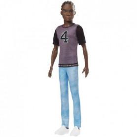 Barbie - Barbie Ken Fashionistas Tshirt 4 - 3 ans et +